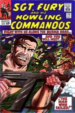 Sgt. Fury And His Howling Commandos # 23