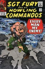 Sgt. Fury And His Howling Commandos # 25