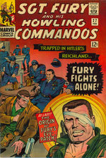 Sgt. Fury And His Howling Commandos # 27