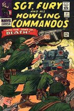 Sgt. Fury And His Howling Commandos 31