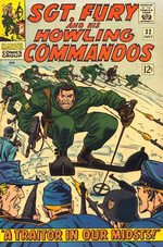 Sgt. Fury And His Howling Commandos 32