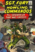 Sgt. Fury And His Howling Commandos 33