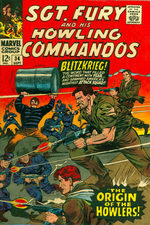 Sgt. Fury And His Howling Commandos 34