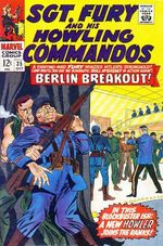 Sgt. Fury And His Howling Commandos 35