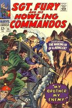 Sgt. Fury And His Howling Commandos 36
