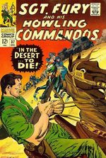 Sgt. Fury And His Howling Commandos 37