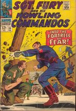 Sgt. Fury And His Howling Commandos 39