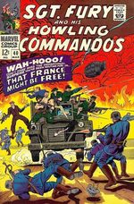 Sgt. Fury And His Howling Commandos 40
