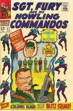 Sgt. Fury And His Howling Commandos 41