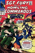 Sgt. Fury And His Howling Commandos 42