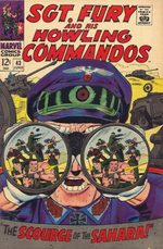 Sgt. Fury And His Howling Commandos 43