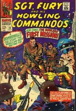 Sgt. Fury And His Howling Commandos 44