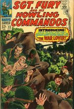 Sgt. Fury And His Howling Commandos 45