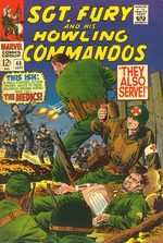 Sgt. Fury And His Howling Commandos 46