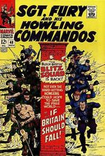 Sgt. Fury And His Howling Commandos 48