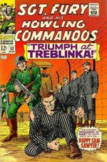 Sgt. Fury And His Howling Commandos 52