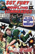 Sgt. Fury And His Howling Commandos 53