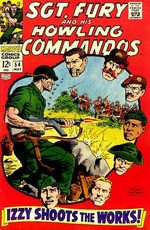 Sgt. Fury And His Howling Commandos 54