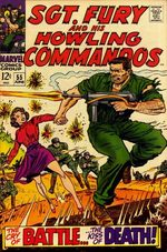 Sgt. Fury And His Howling Commandos 55