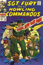 Sgt. Fury And His Howling Commandos 56