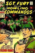 Sgt. Fury And His Howling Commandos 58