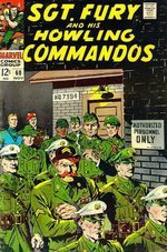 Sgt. Fury And His Howling Commandos 60
