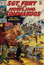 Sgt. Fury And His Howling Commandos 61