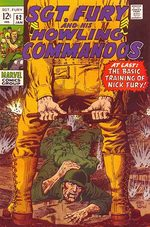 Sgt. Fury And His Howling Commandos 62