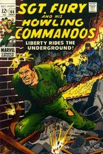 Sgt. Fury And His Howling Commandos 66