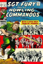 Sgt. Fury And His Howling Commandos 67