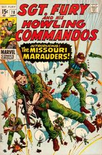 Sgt. Fury And His Howling Commandos 70
