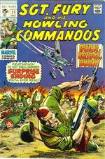 Sgt. Fury And His Howling Commandos 71