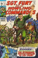 Sgt. Fury And His Howling Commandos 72