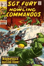 Sgt. Fury And His Howling Commandos 73