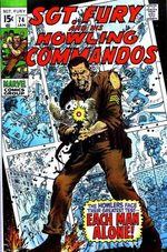 Sgt. Fury And His Howling Commandos 74