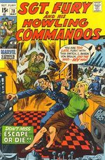 Sgt. Fury And His Howling Commandos 78