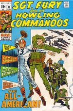 Sgt. Fury And His Howling Commandos 81