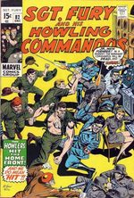 Sgt. Fury And His Howling Commandos 82