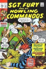 Sgt. Fury And His Howling Commandos 83