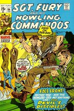 Sgt. Fury And His Howling Commandos 84