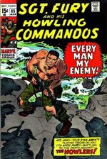 Sgt. Fury And His Howling Commandos 85