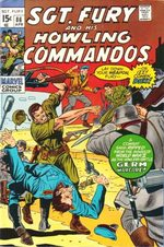 Sgt. Fury And His Howling Commandos 86