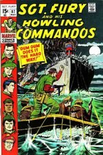 Sgt. Fury And His Howling Commandos 87
