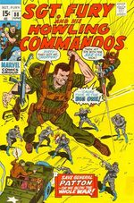 Sgt. Fury And His Howling Commandos 88