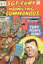 Sgt. Fury And His Howling Commandos 89