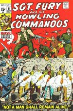 Sgt. Fury And His Howling Commandos 91