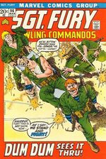 Sgt. Fury And His Howling Commandos 96