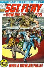 Sgt. Fury And His Howling Commandos 100