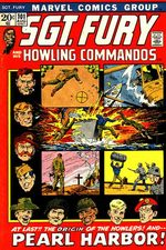Sgt. Fury And His Howling Commandos 101