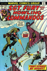 Sgt. Fury And His Howling Commandos 119